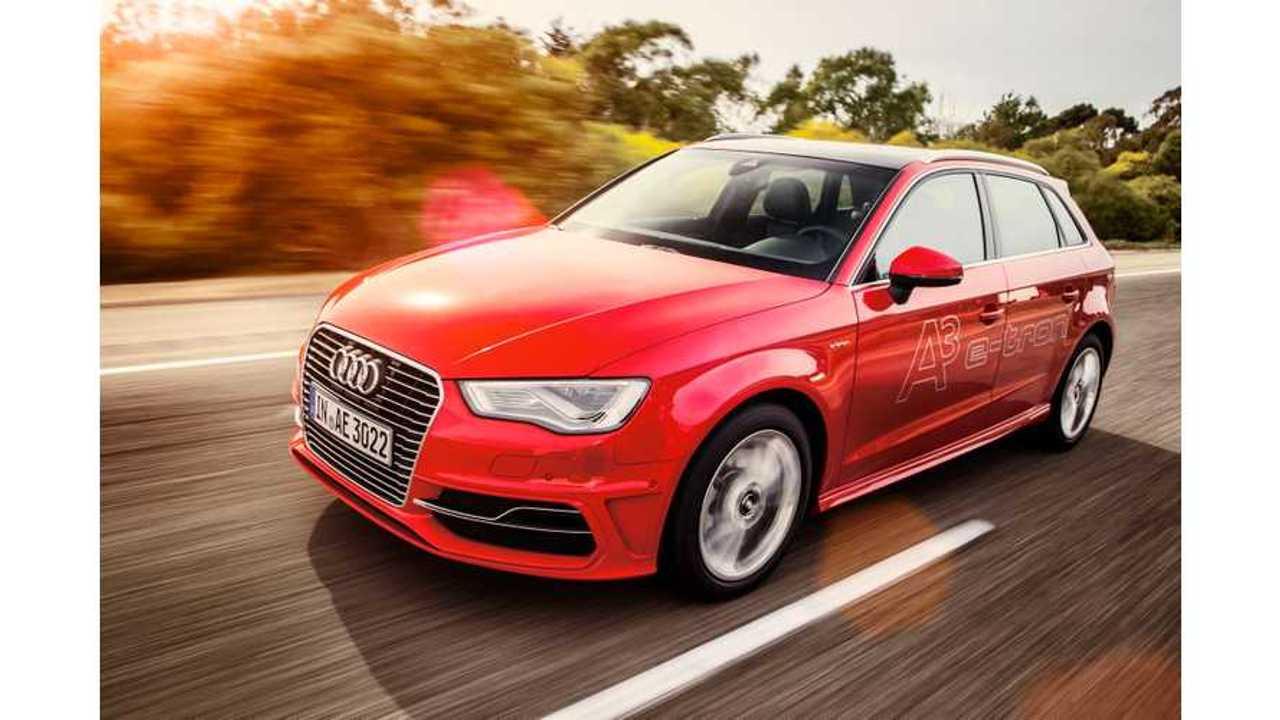 2015 Audi A3 e-tron Video Review