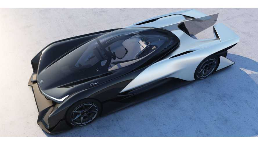 Faraday Future FFZERO1 Revealed, Promises EV Platform To Suit All In