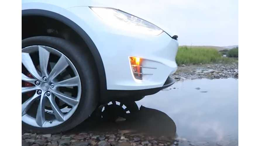 Is Tesla Model X The Ultimate Ranch Vehicle? - Video