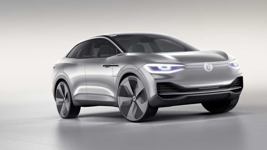 Volkswagen Will Debut The I.D. Crozz (Electric Crossover) First In The U.S.