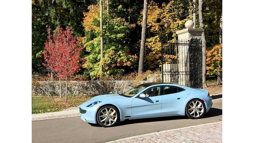 Karma Automotive Has A Lot To Say About The Revero's Paint