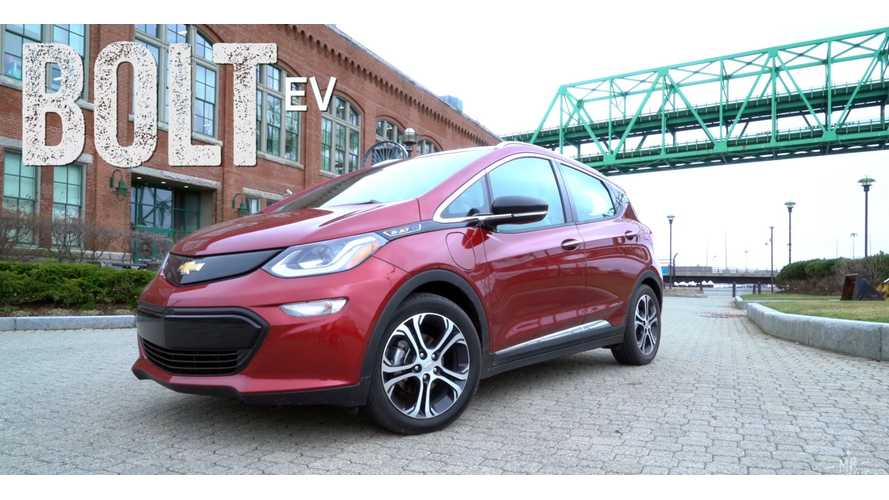 """Chevrolet Bolt Described As """"Electric All-Arounder"""" By Slash Gear"""
