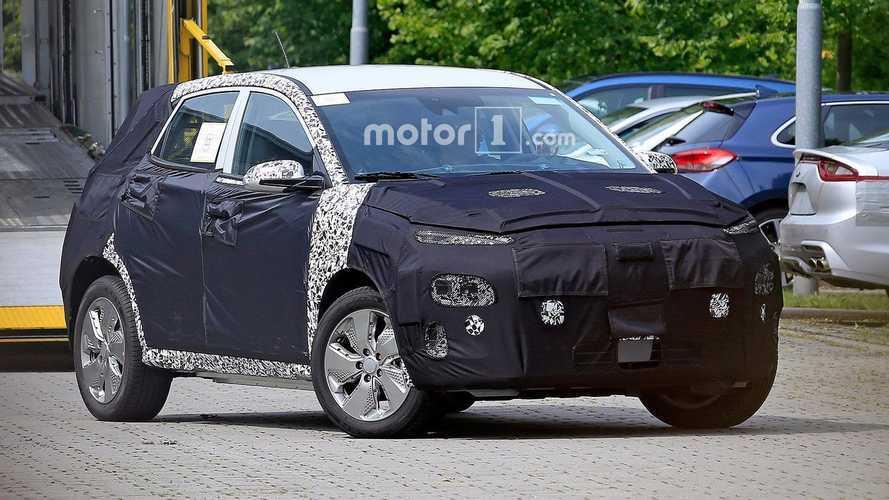 Hyundai's 200+ Mile Kona EV Spied