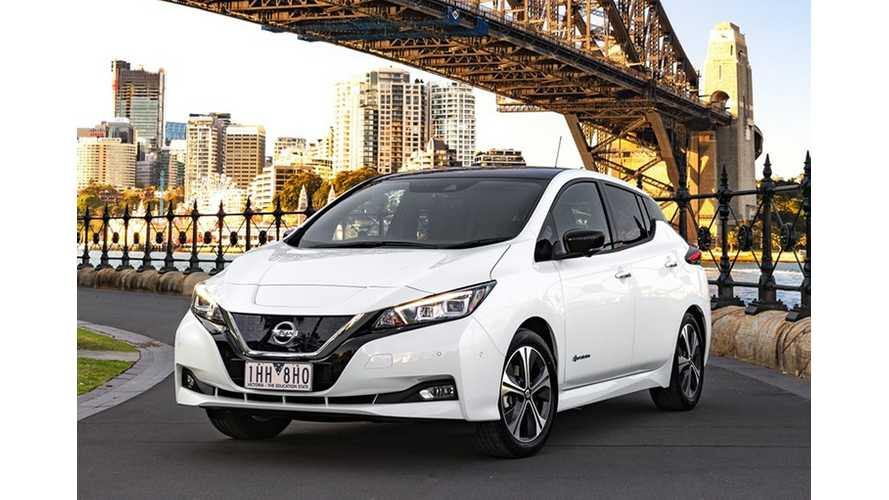 Nissan To Electrify A Third Of Its Volume In Australia