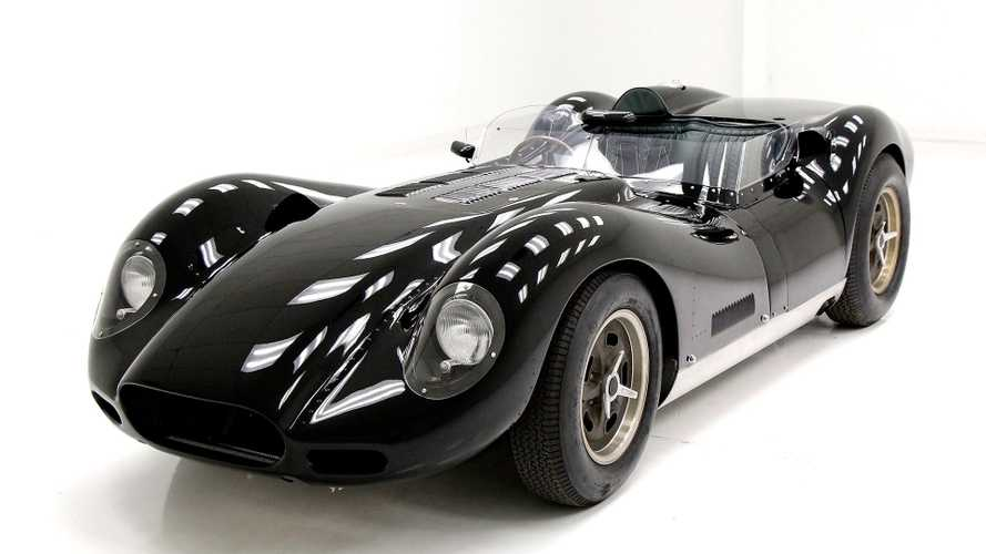 1958 Jaguar Lister Knobbly