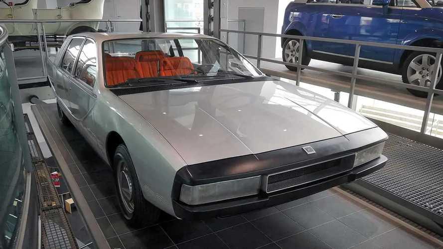 NSU Ro 80 Pininfarina (1971)