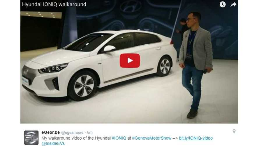 Hyundai IONIQ Inside & Out - Video