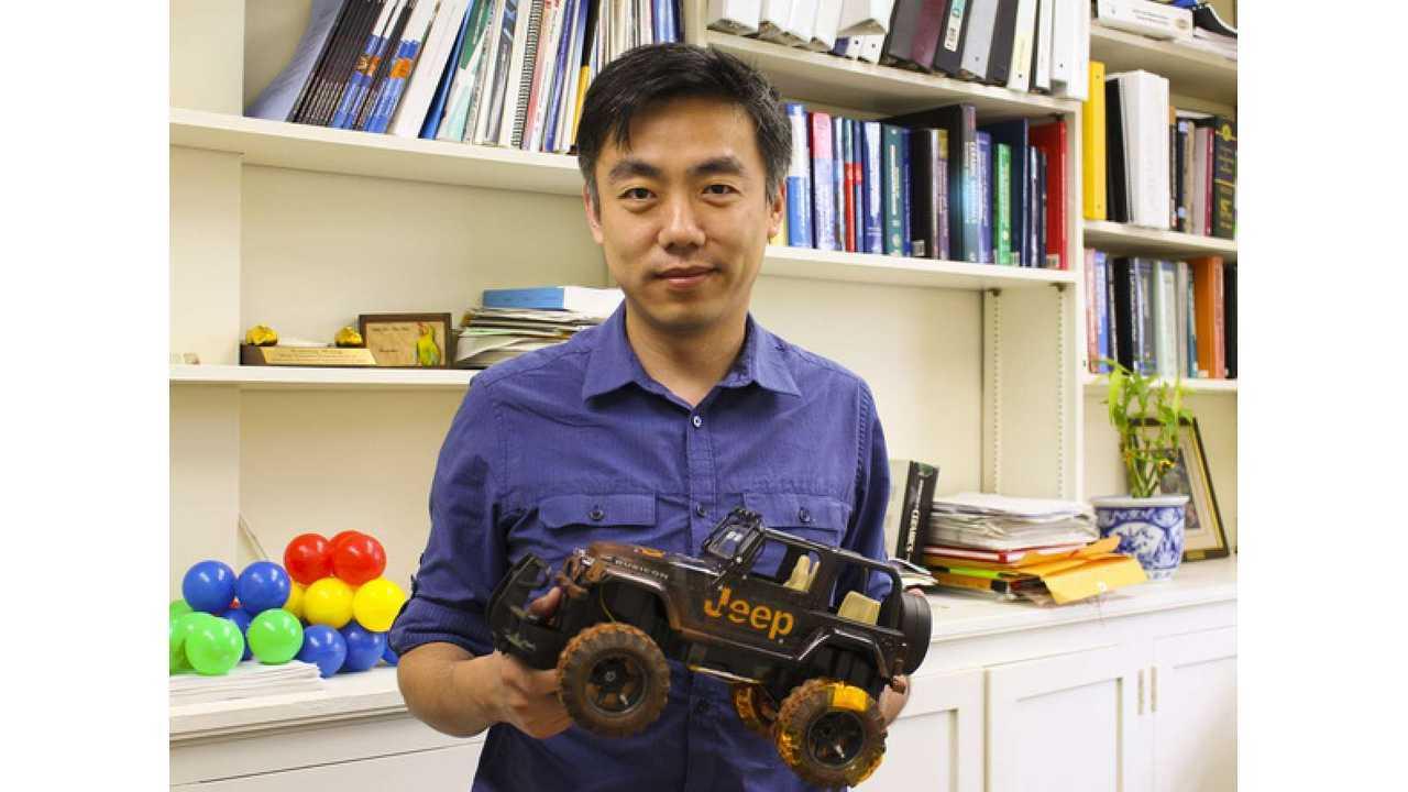 Nanogenerator Tires To Extend Electric Car Range?