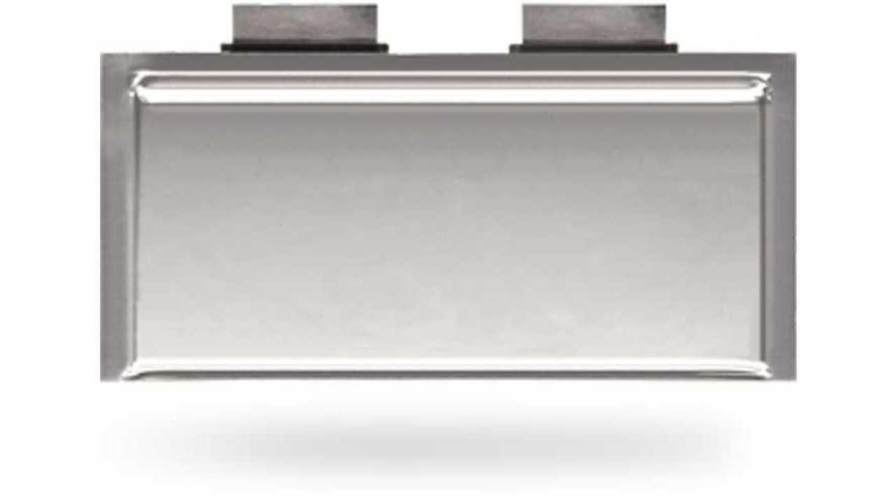 SK Innovation battery cell