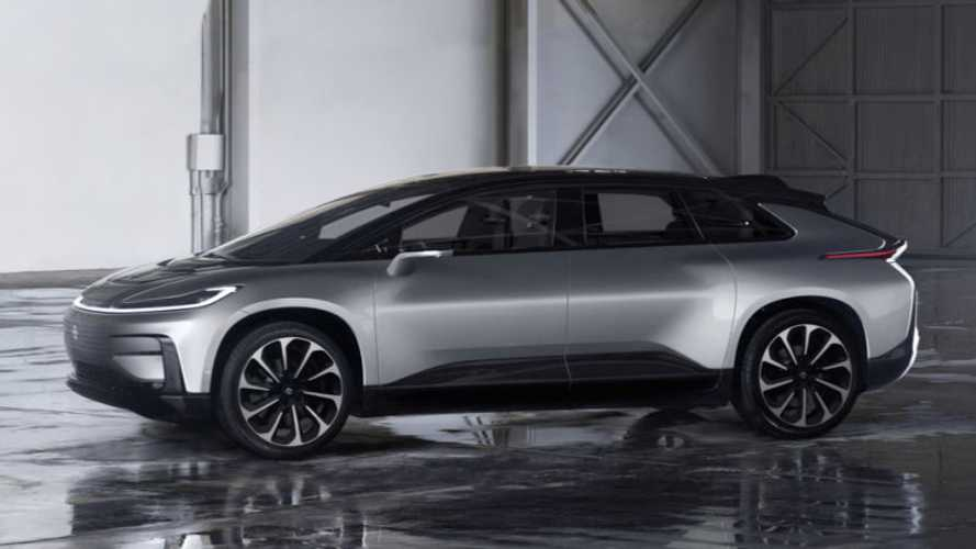 Faraday Future Is ... Yep You Guessed It ... Out Of Cash