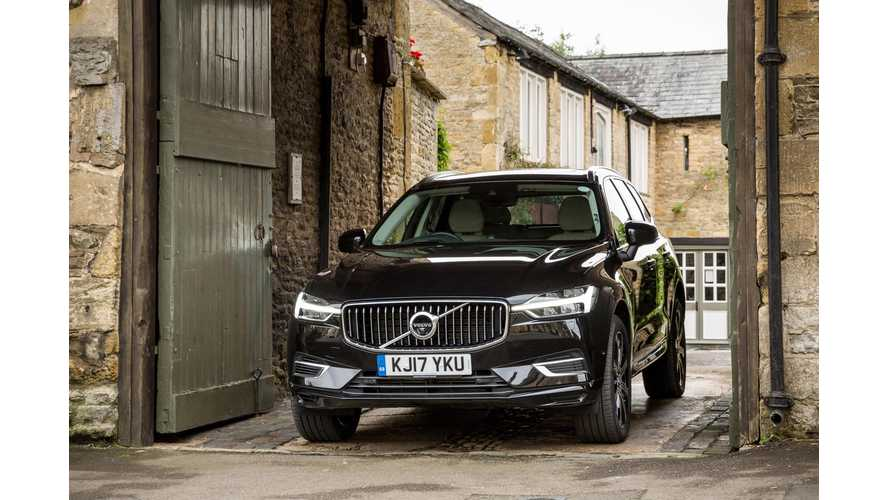 Volvo On Last Generation Of Combustion Engines, Only Electric After
