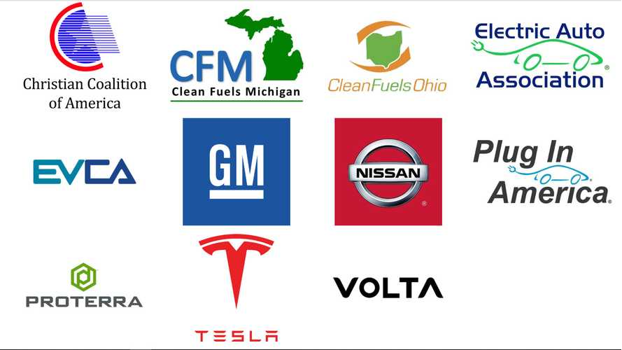 GM, Tesla, Nissan & Others Form Coalition To Reform EV Tax Credit