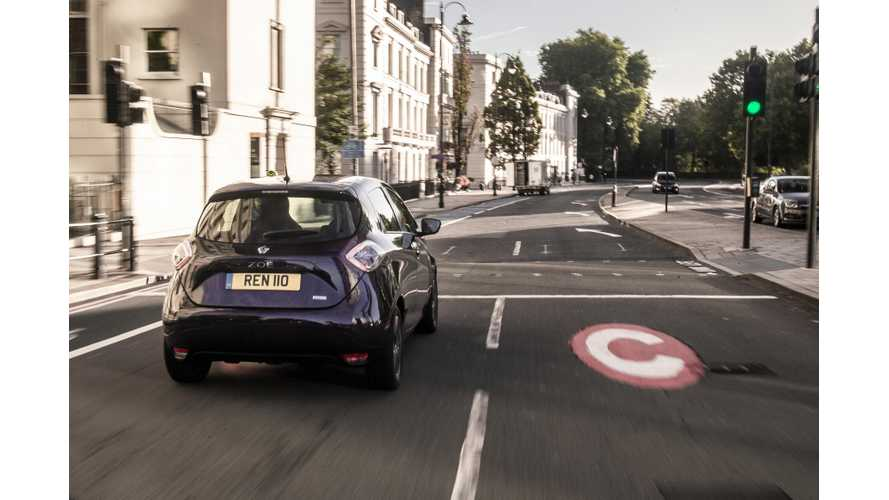 Almost 5,000 Plug-In Electric Cars Were Sold In UK In November