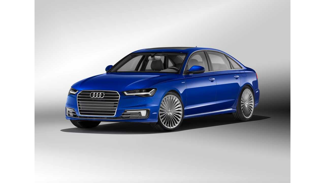 Audi To Expand Electric Vehicle Lineup In China With Future 300 Mile BEVs