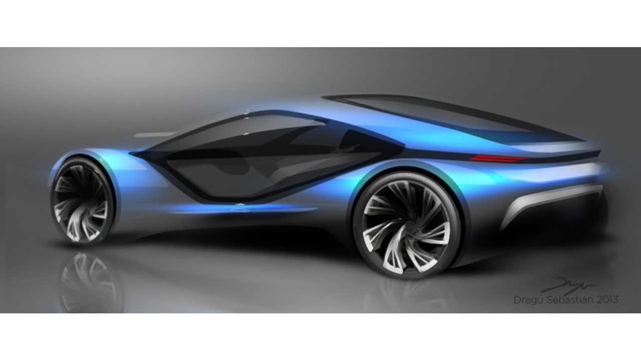 500 HP BMW i8S Coming In 2016?