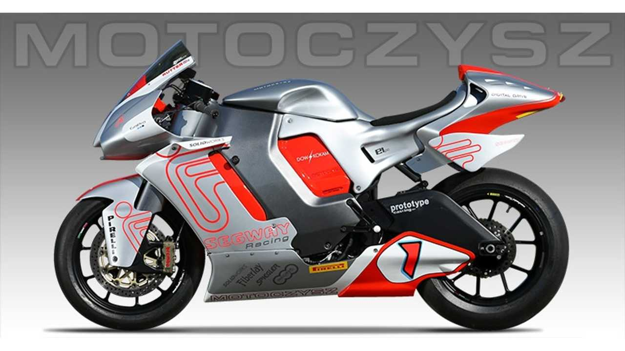 Michael Czysz (Creator of MotoCzysz E1pc) and Motorcycle Therapy