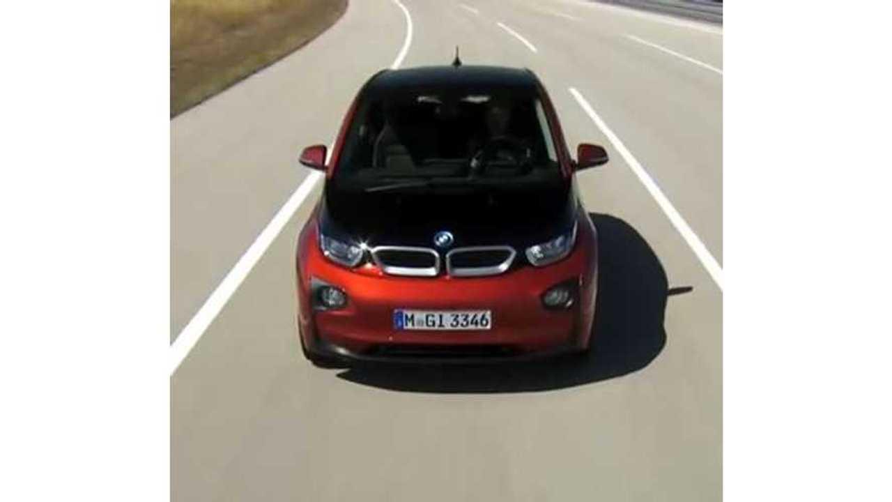 Everyman Driver Reviews BMW i3 - Video