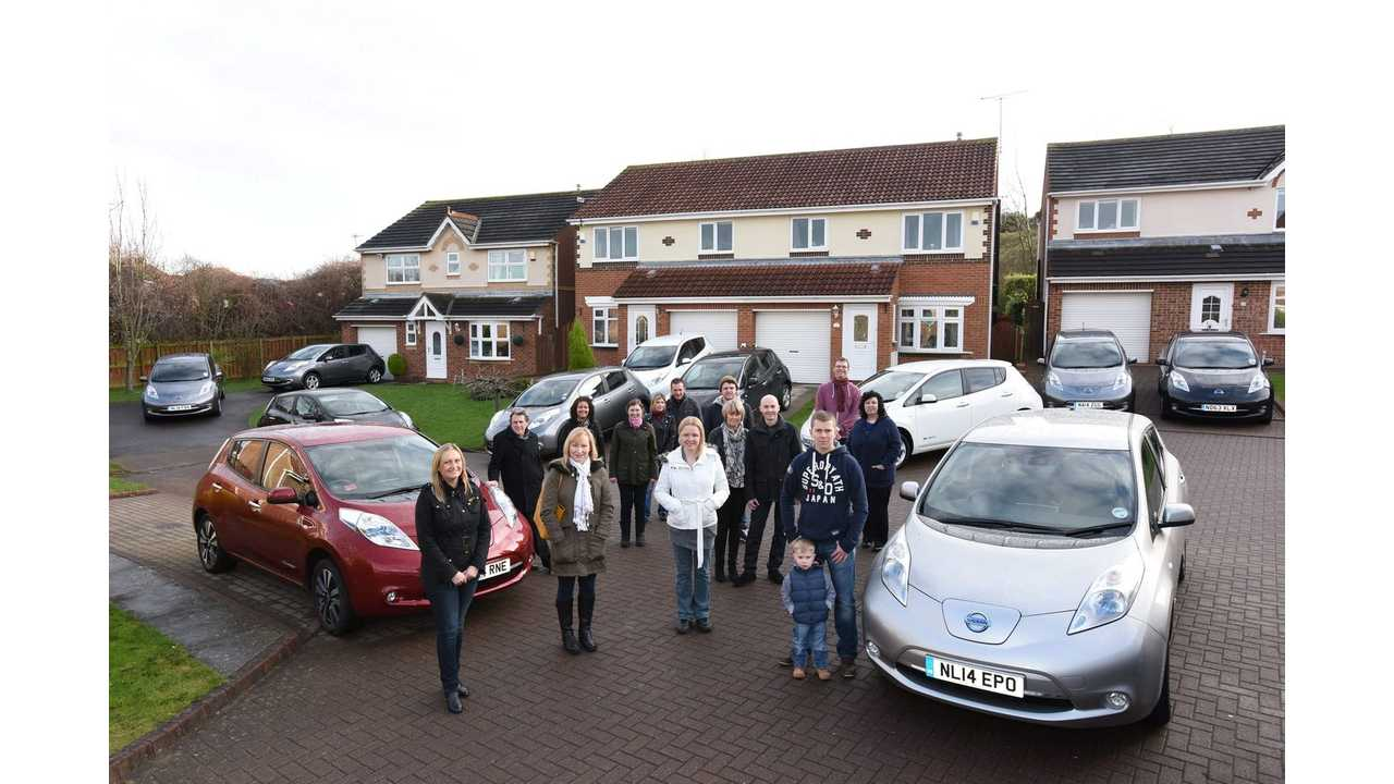 My Electric Avenue Project Exceeds Its Targets