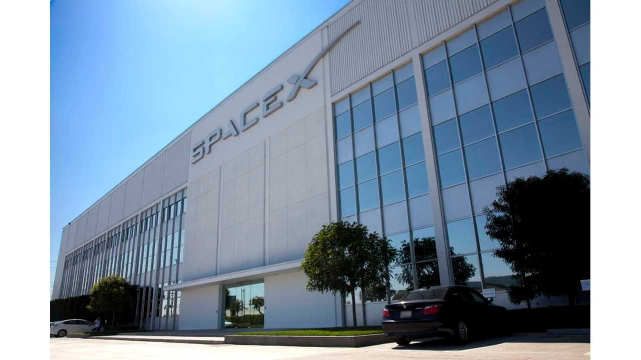 Google, SpaceX, a Billion Dollars and EVs