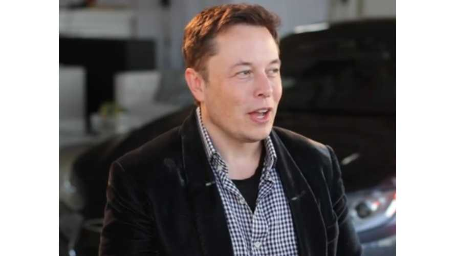 Tesla CEO Elon Musk Files For Divorce Again