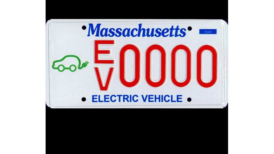 Massachusetts Now Offers Up To $2,500 Rebate On EV Purchases