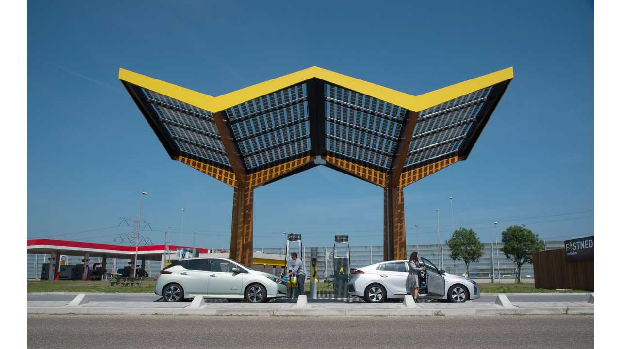 Fastned Achieves Network Wide Operational Break Even