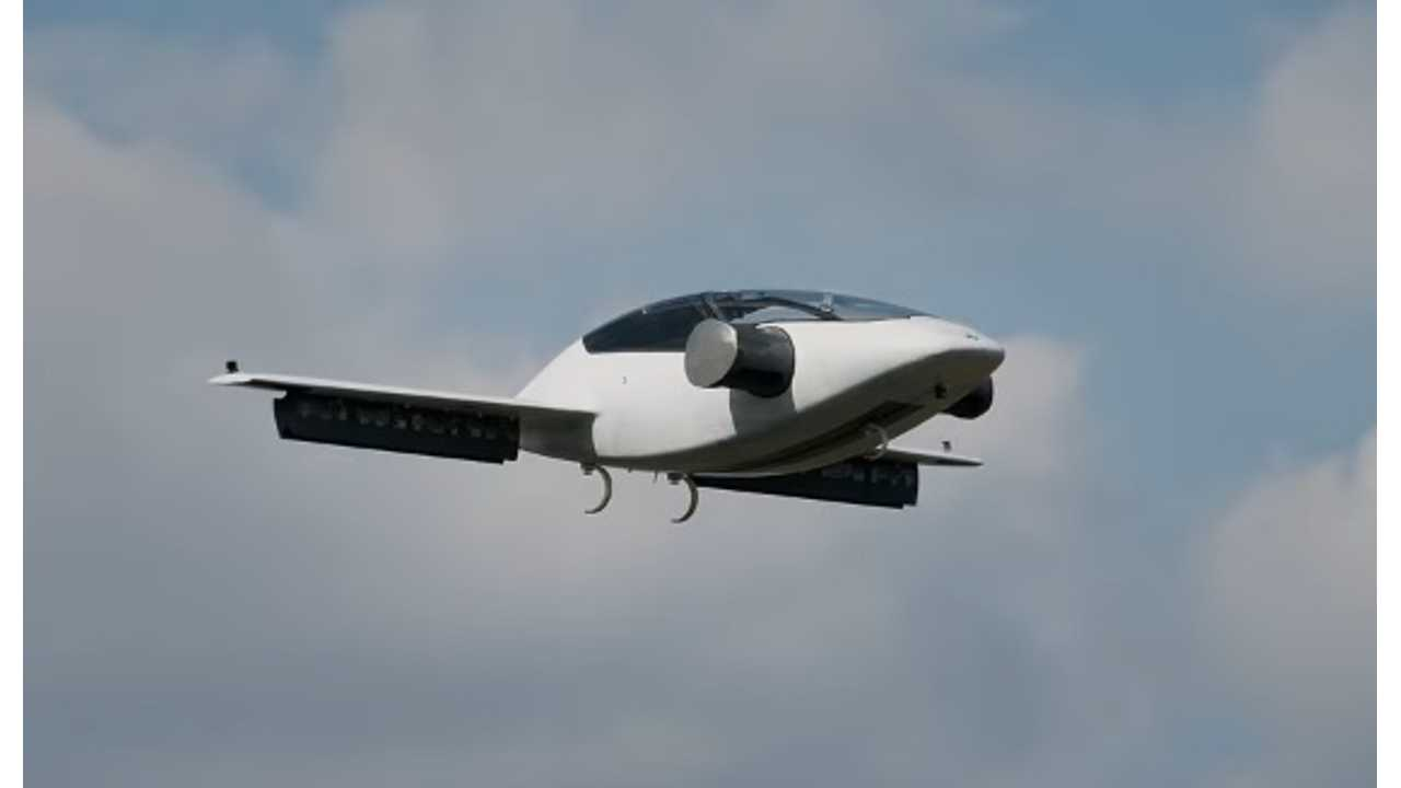 Lilium Jet Eagle