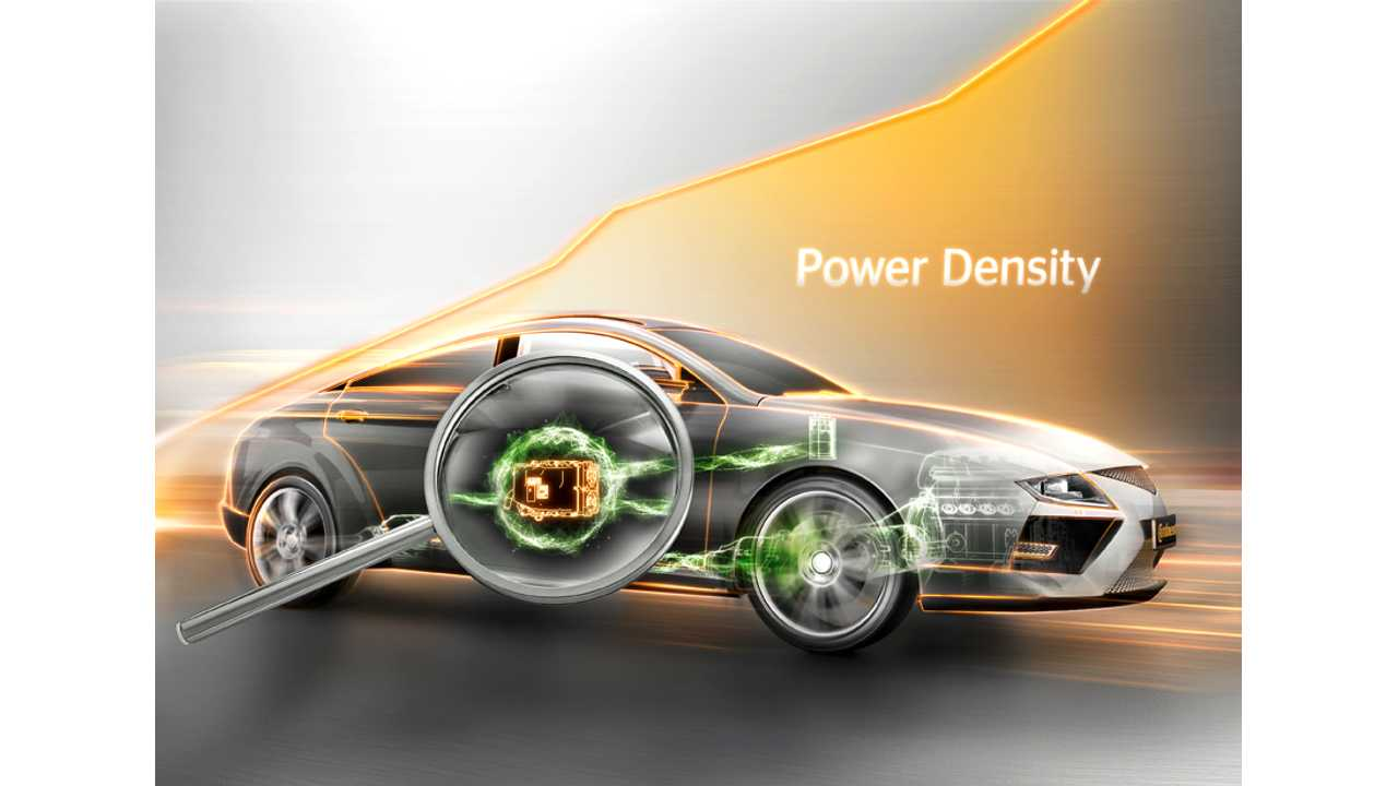 Continental Power Electronics To Get More Power, Less Weight