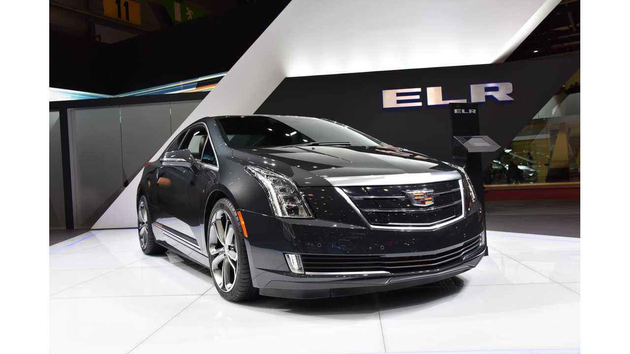 Cadillac Fully Admits It Overpriced The ELR