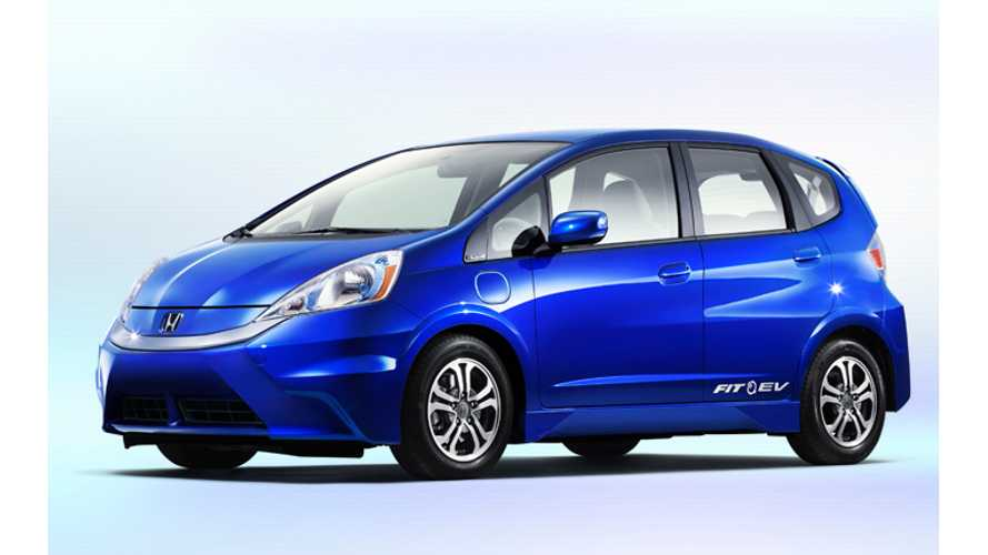 Honda Offers Two-Year Fit EV Lease Extension At $199 Per Month