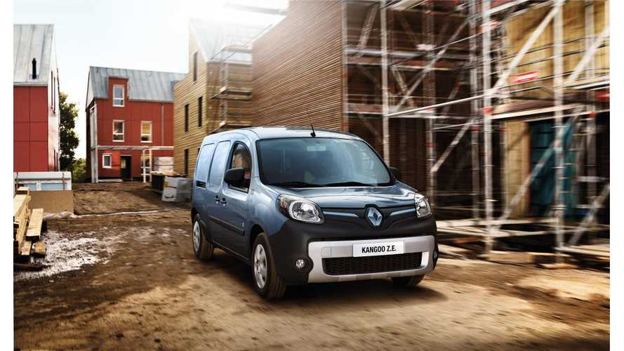 Renault Kangoo Z.E. Paves The Way For EVs In Ecuador