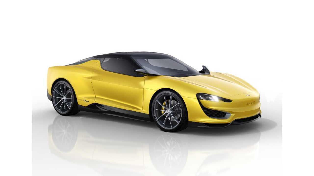 Magna to Present Plug-In Hybrid Sports Car Concept at 2015 Geneva Motor Show