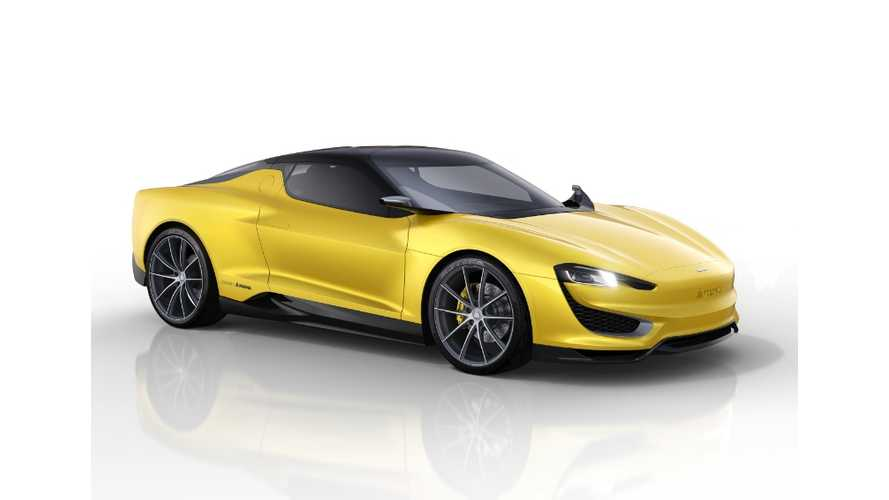 Magna to Present Plug-In Hybrid Sports Car Concept at 2015 Geneva Motor Show