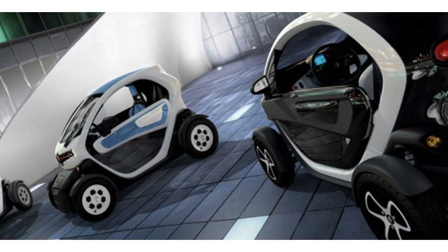 Review And Test Drive: Renault Twizy - Video