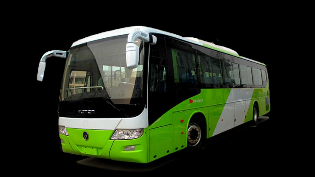 Bus Maker Foton Orders More Than 200 TM4 SUMO HD Systems
