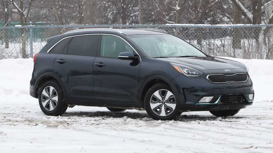 Kia Niro PHEV Test Drive Review