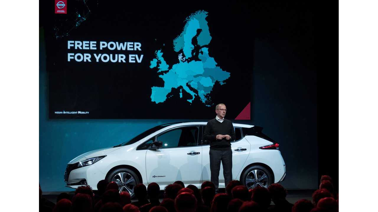 Nissan To Expand CHAdeMO Quick Charging Network In Europe By 20%