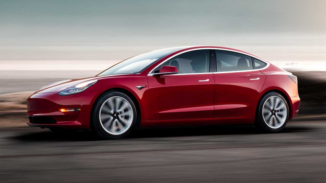 The Model 3's acceleration, steering, and handling is comparable to German luxury sedans.