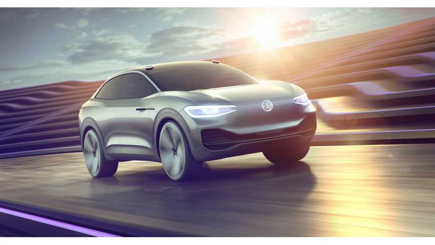 Volkswagen & Mobileye Team To Commercialize Self-Driving EVs