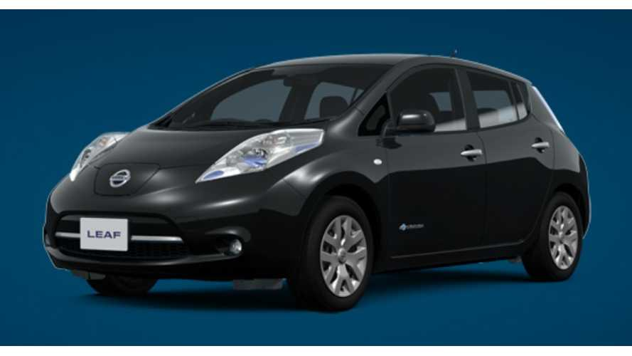 It Appears Nissan LEAF 3G CARWINGS Upgrade Costs Thousands
