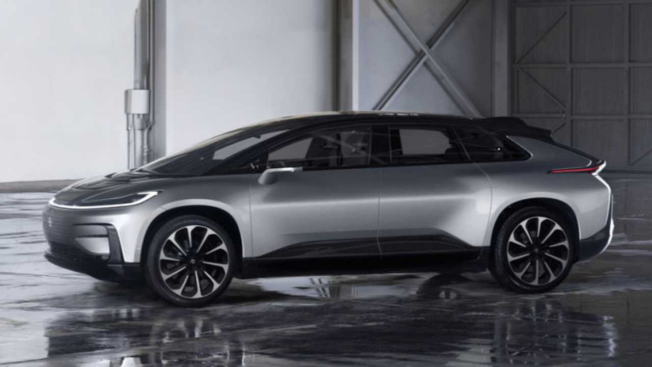 Faraday Future Reportedly More Than 450 Miles Range At A Consistent 55 Mph