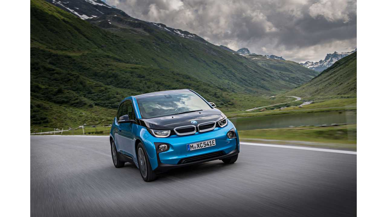 BMW Offering Money To Trade Up Old Diesels For EVs Like i3