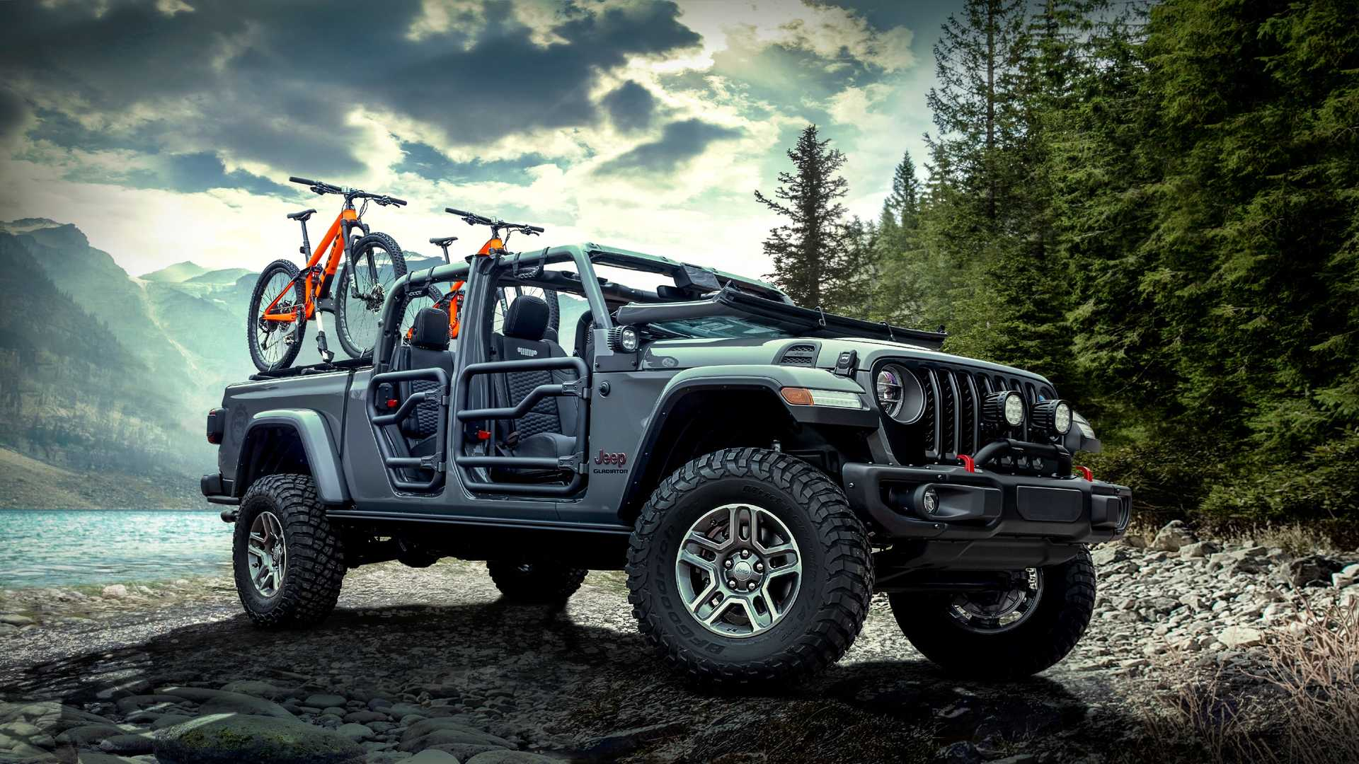 2020 Jeep Gladiator Upgrades
