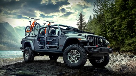 Jeep Gladiator Upgrades Already Available From Mopar