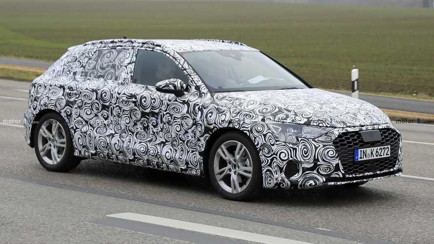 La nouvelle Audi A3 surprise... et elle est presque prête !