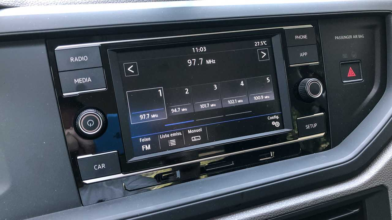 VW Polo 1.6 MSI Automático (BR)