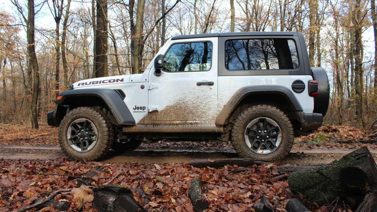 Jeep sajtónap