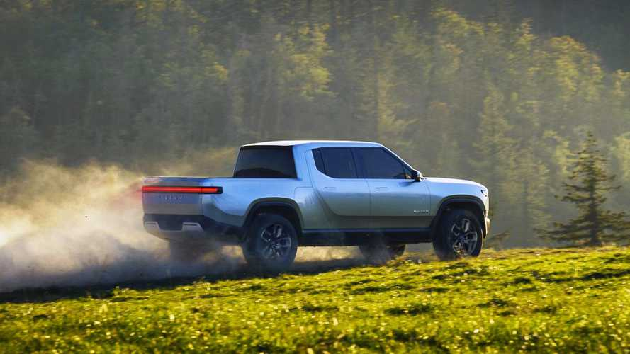 New Rivian Details Reveal R1T Truck Has World's Largest Battery Pack