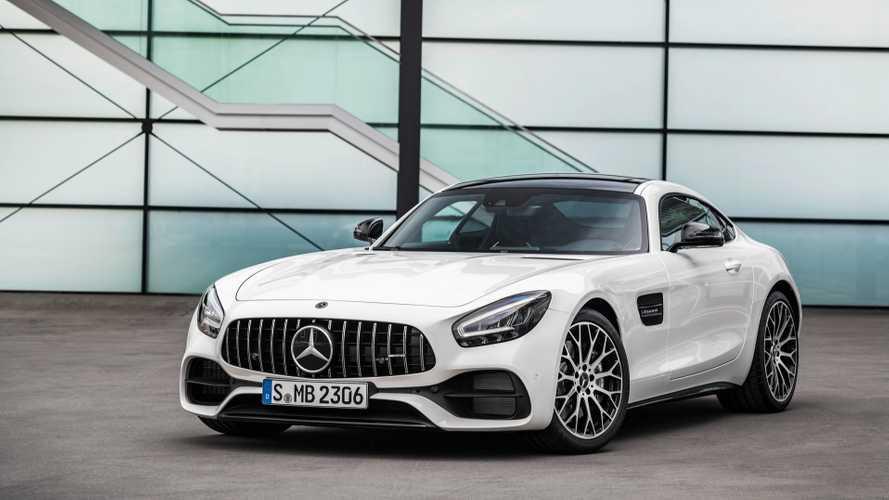 Nuova Mercedes-AMG GT, ancora più sportiva e tecnologica
