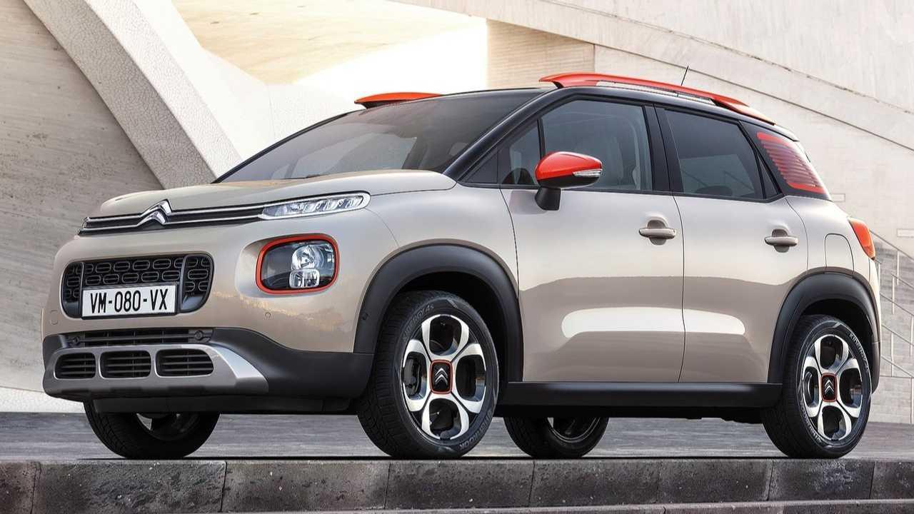 1.- Citroën C3 AIRCROSS 2018